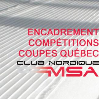 Encadrement Coupes Québec